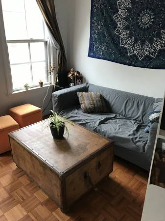 South End 1 Bed!