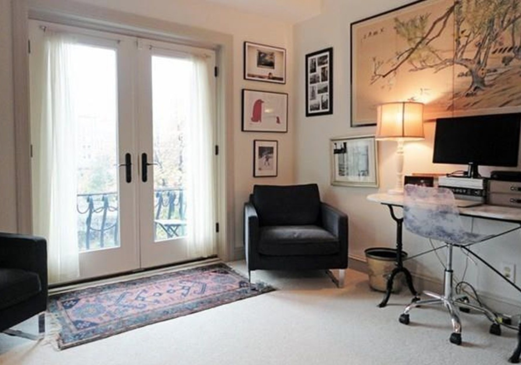 MUST SEE!  BACK BAY  FURNISHED 2 BED