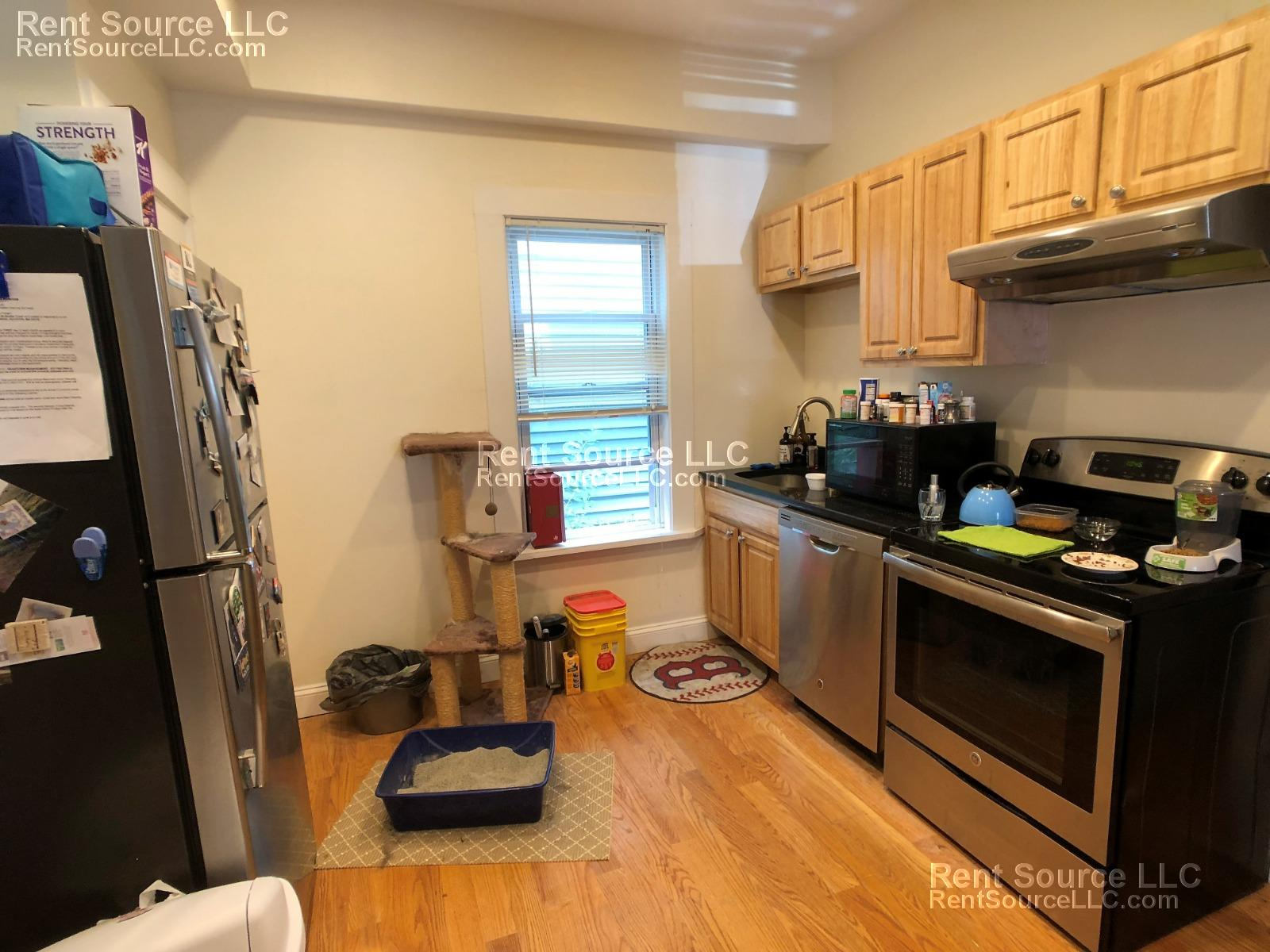 NO FEE! Gorgeous, Renovated Davis/Alewife 1BR - Parking Incl!
