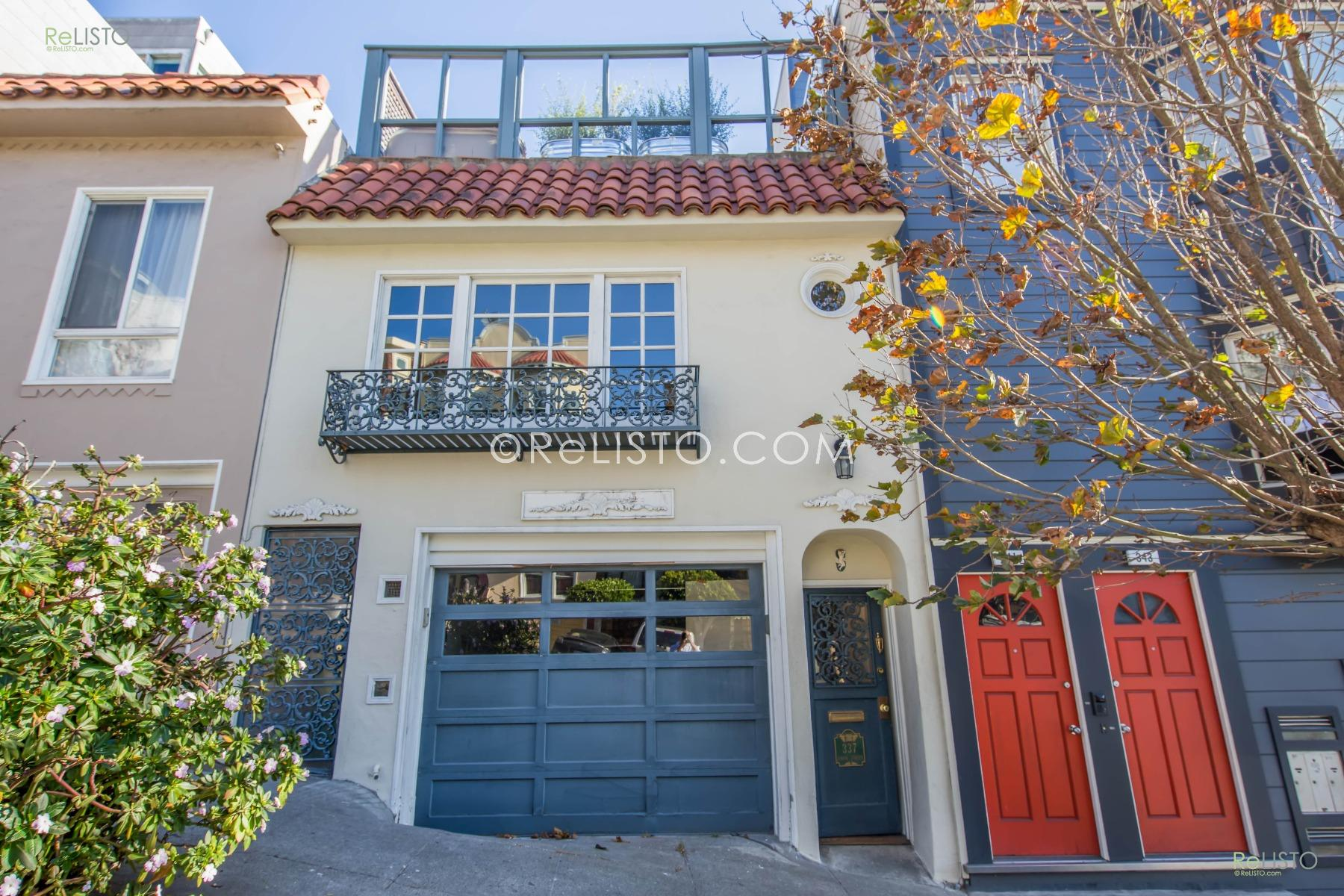 Telegraph Hill | Large Luxury Home | Spacious Deck | Views  | 2 Car