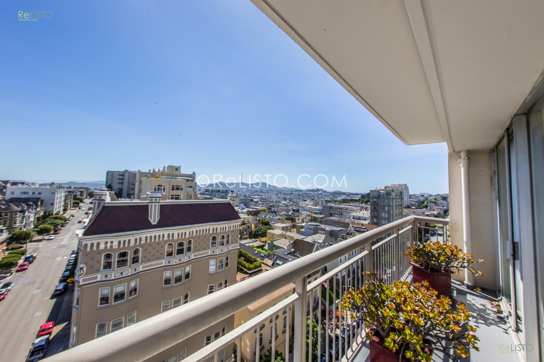 Pacific Heights | 3BD, 2BA | Penthouse | Renovated | $8500