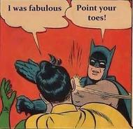 Point_toes