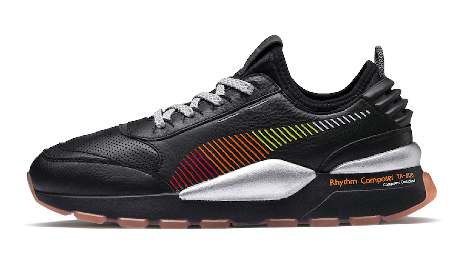 fd7b6d317c68a8 Celebrate  808Day with PUMA   Roland as they launch their retro ...