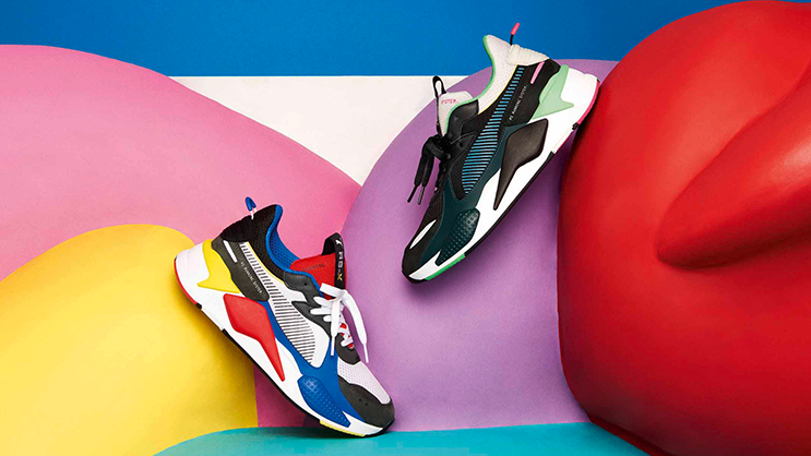 01a9b145263c The upcoming  PUMA RS-X Toys  celebrates the reinvention of toys in ...