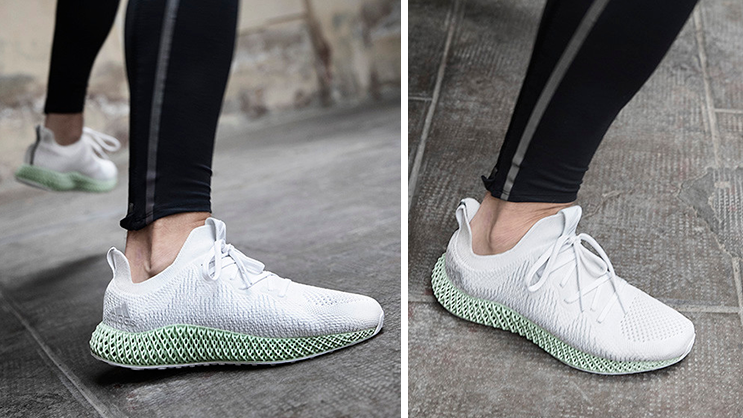 100% authentic 78478 a0a81 adidas has recently announced the global launch of ALPHAEDGE 4D, engineered  with the ADIDAS 4D midsole, for controlled energy return and breathable ...