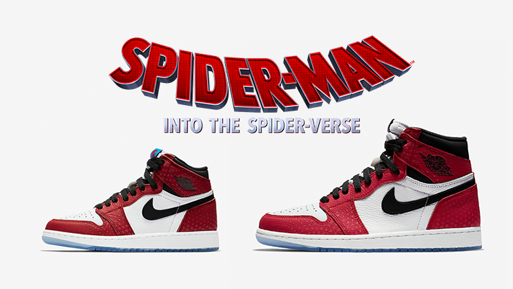 """39450f1d84e4 In anticipation of the upcoming Sony s Spiderman movie """"Spider-Man  Into  the Spider-Verse"""