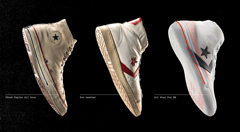 ac35f7ec967b The design interprets some of the most iconic Converse DNA elements
