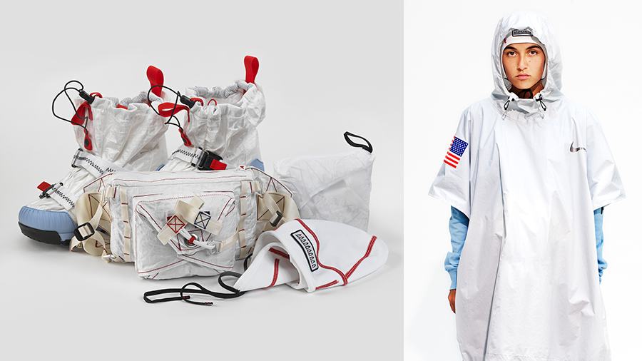 classic fit 2b6cf f1f93 American contemporary artist Tom Sachs continues his collaborative  relationship the Nike, and they have recently unveiled their upcoming  NIKECRAFT ...