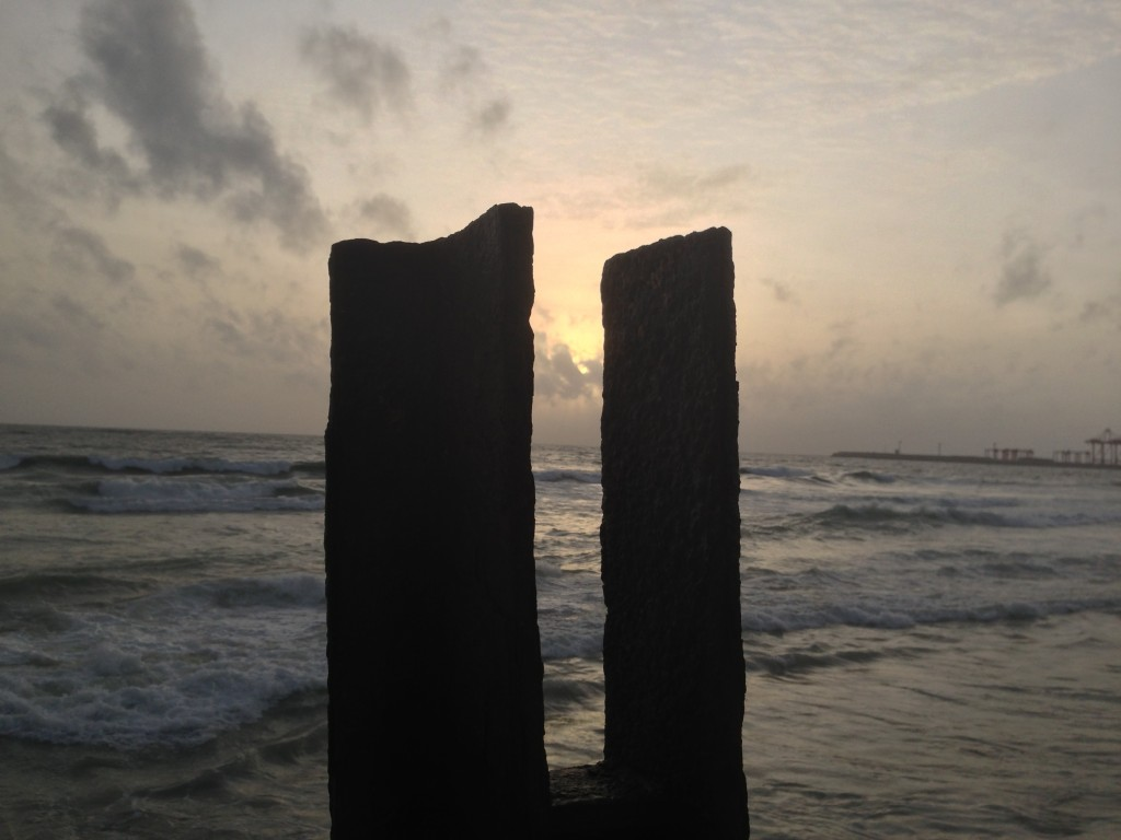 Galleface - a sunset view, Photos by Yoosuf Muhammad