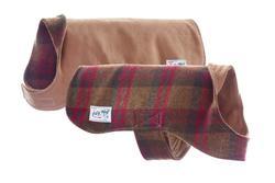 Arlo Reversible Dog Coat