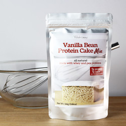 Vanilla Bean Protein Cake Mix - Gluten Free
