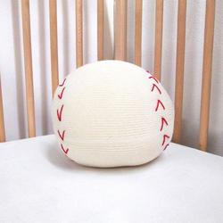 Baseball Baby Pillow