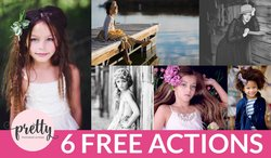 FREE Photoshop Actions: Limited Edition