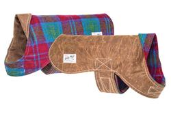 Rupert Waterproof Dog Coat