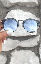 Angel sunnies - Silver
