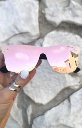 Future Wife Sunnies - Rose gold