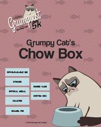Grumpy Cat's Chow Box