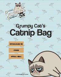 Grumpy Cat's Catnip Bag