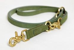 Tiergarten Leather Dog Lead