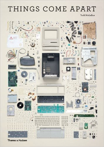 Yotti — Things Come Apart: A Teardown Manual for Modern Living. Best gift for designer http://www.yotti.co/gifts/things-come-apart-a-teardown-manual-for-modern-living