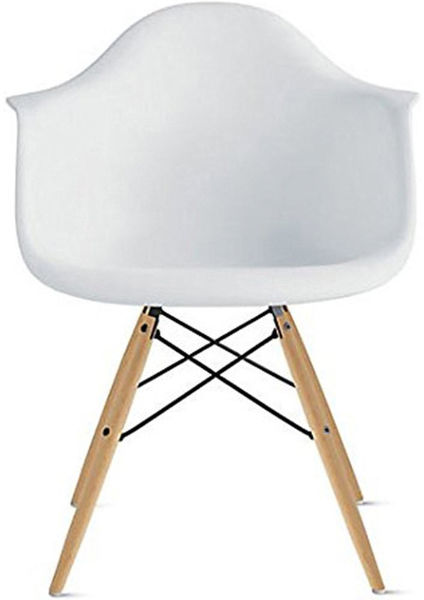 Yotti — Eames Style Armchair - Set of Two. Best gift for designer http://www.yotti.co/gifts/eames-style-armchair-set-of-two