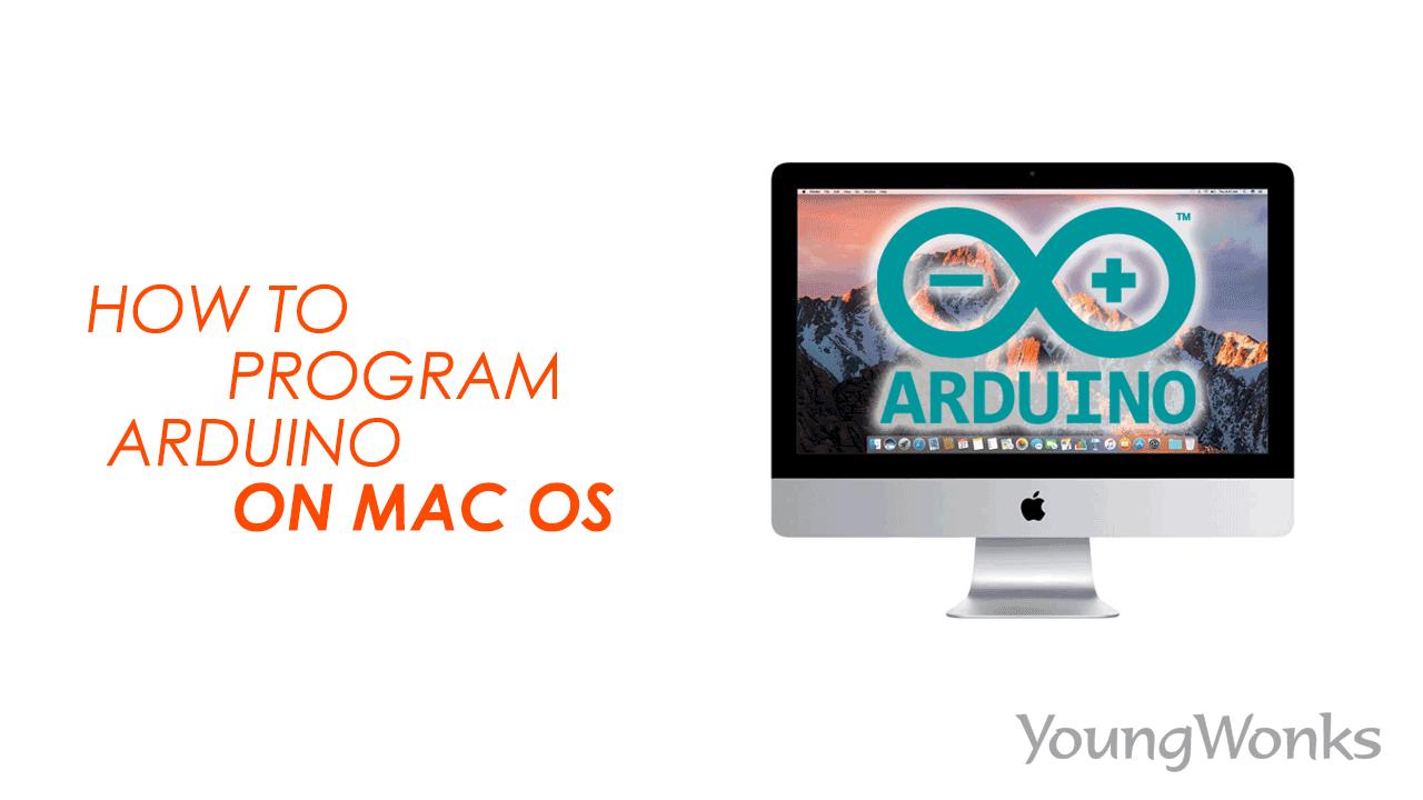 Arduino installation mac lead