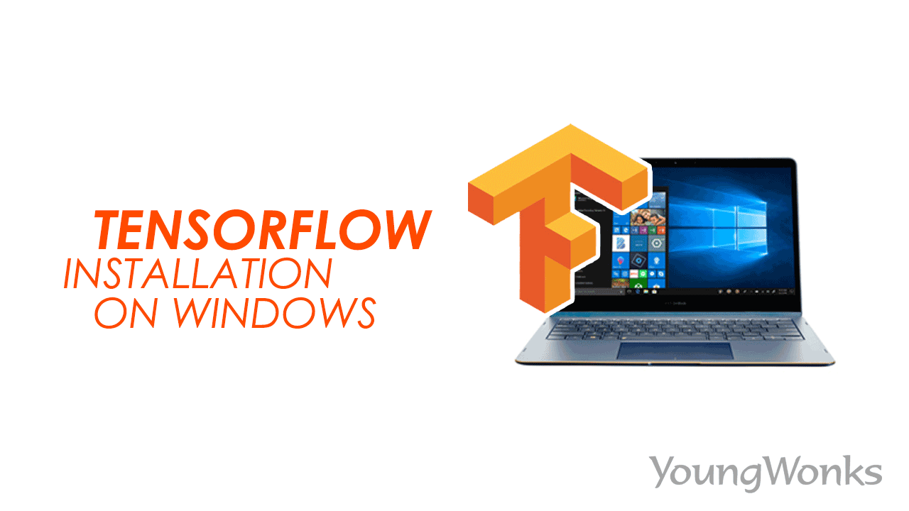 Tensorflow installation windows lead
