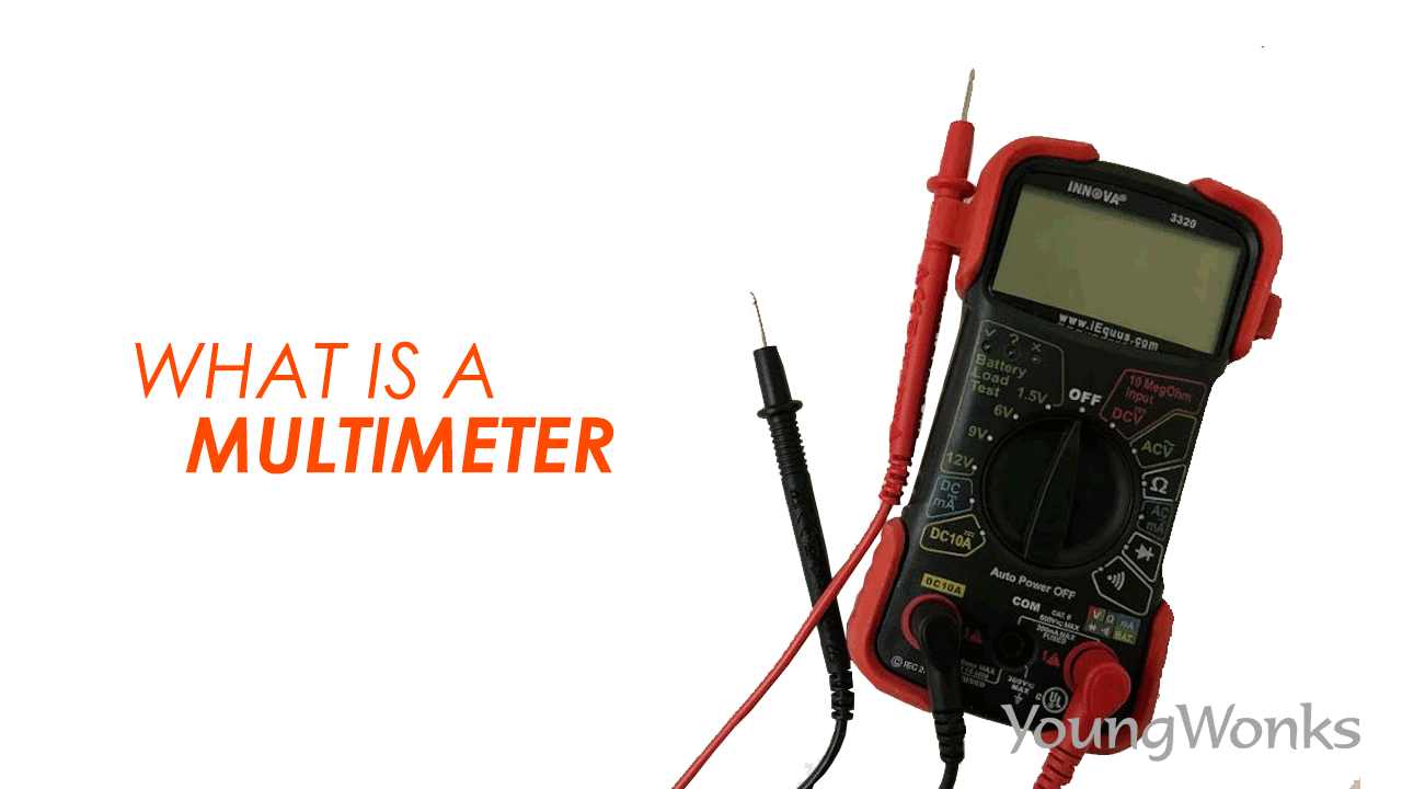 Multimeter lead