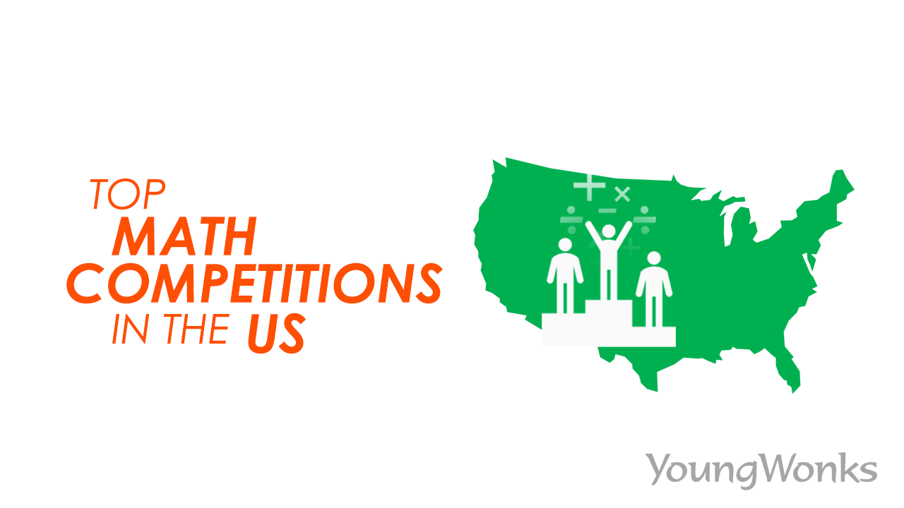Top math competitions in the us lead