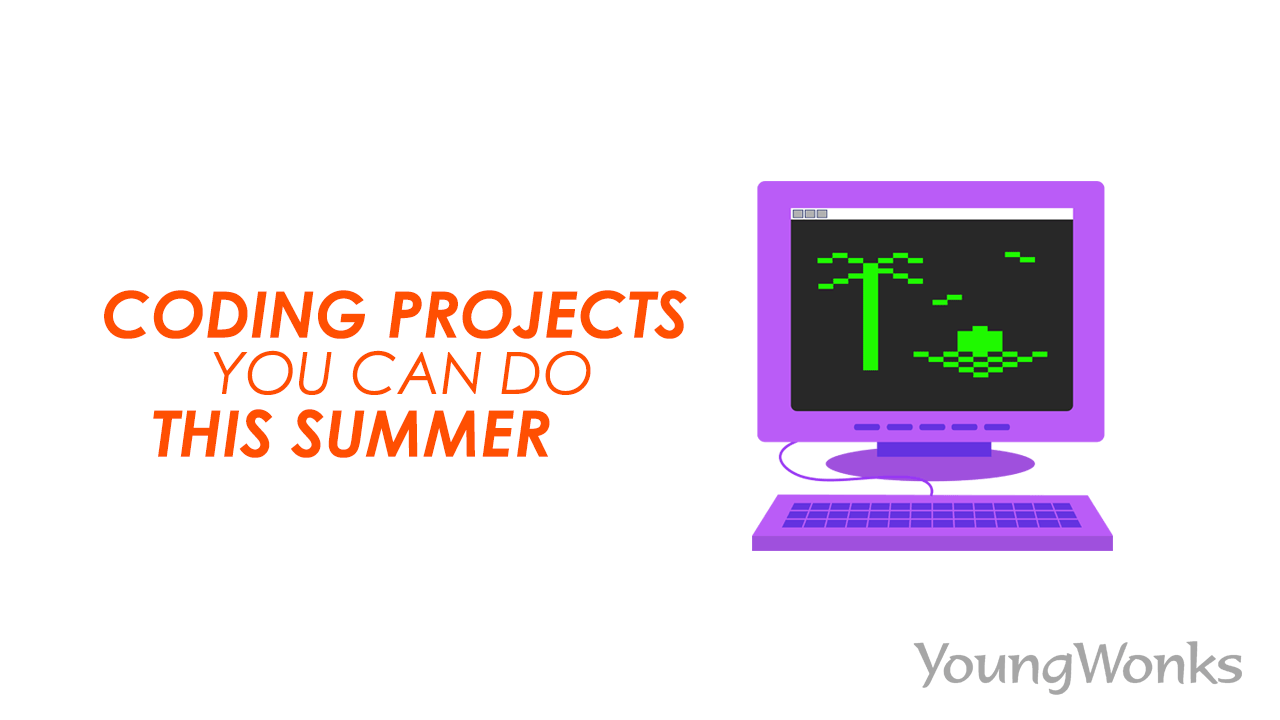 Summer coding projects lead