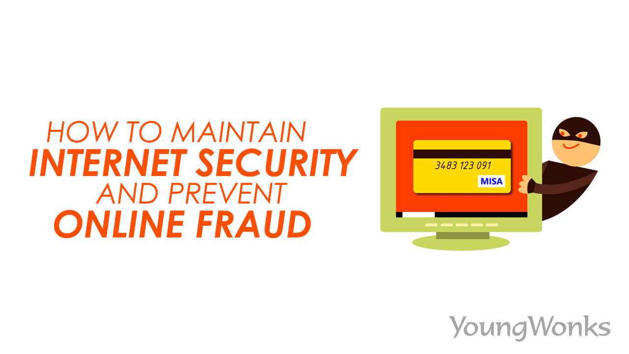How to maintain internet security lead