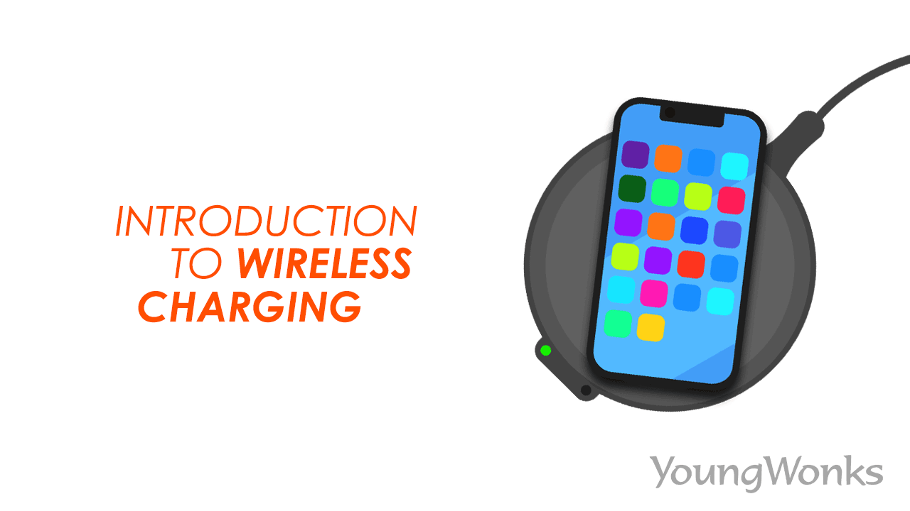 Wireless charging lead