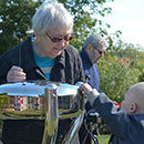 Danish Care Home Install Outdoor Musical Instruments