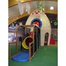 George Spaceship Play Zone, Peppa Pig World, UK