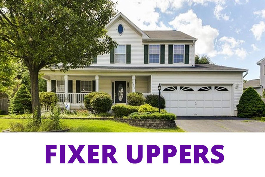 Reston Fixer Upper Homes For Sale