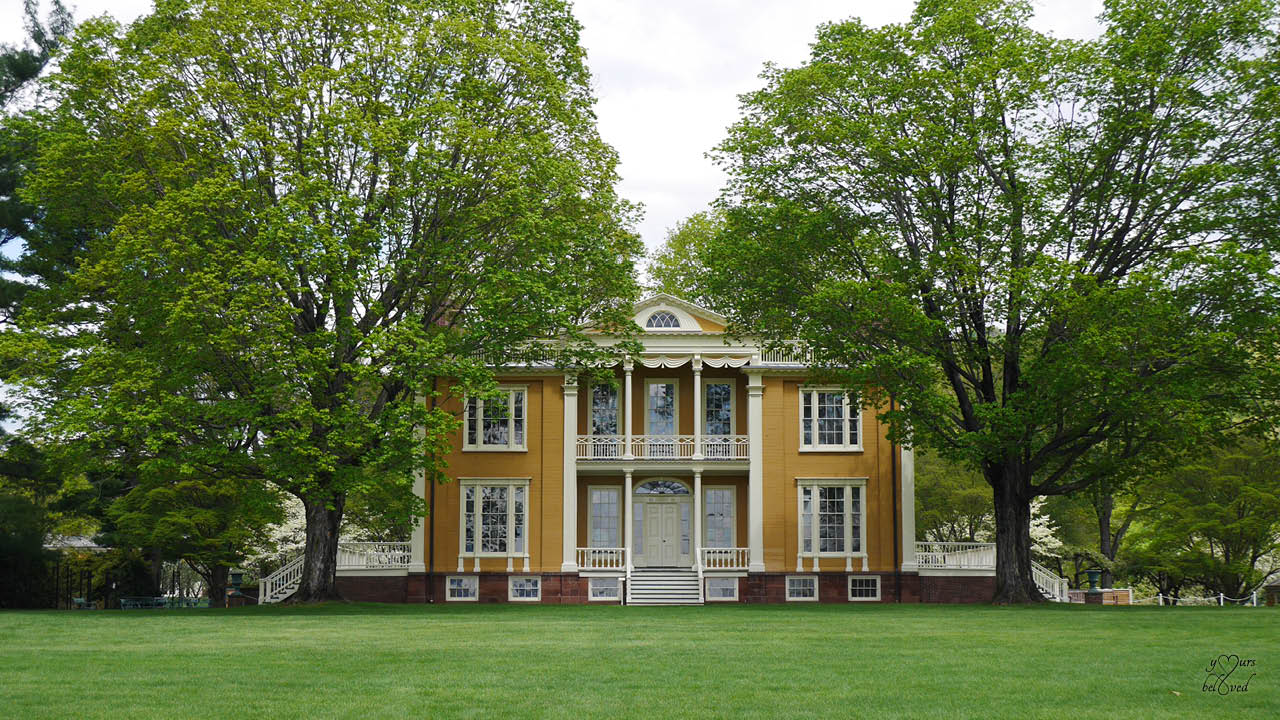 Touring Boscobel and Main Street, Cold Spring – Yours Beloved