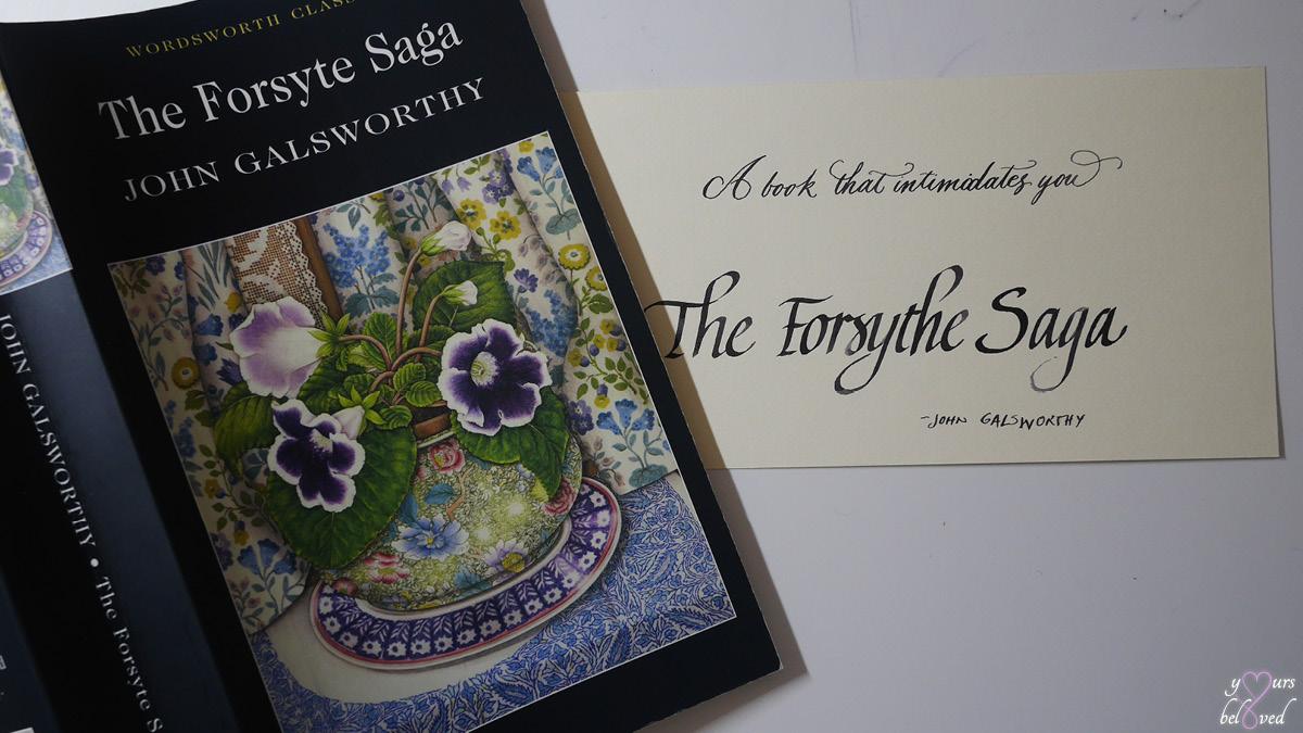 The Forsythe Saga