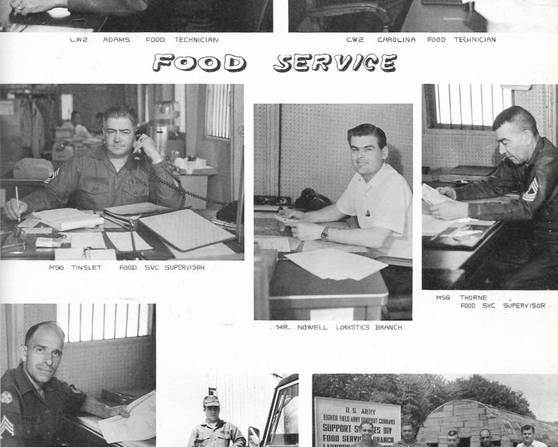 HQ FASCOM 1968 Year Book