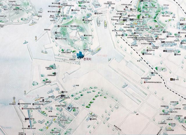 IncheonPort-map_mrNam