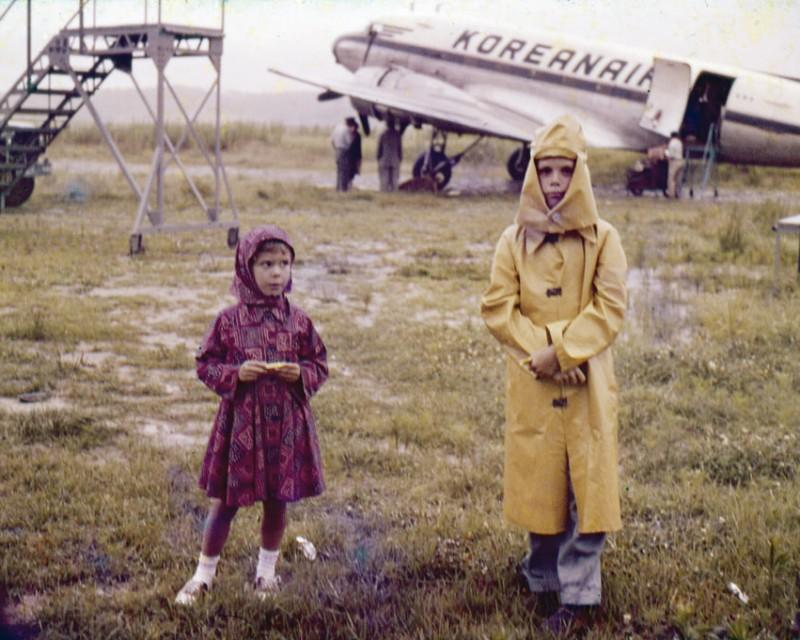 1960 Kangnung South Korea Airport-BillSmothers