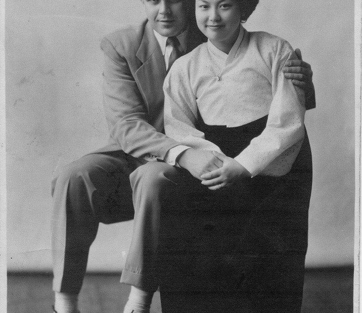 georgeLampman&LeeSookei