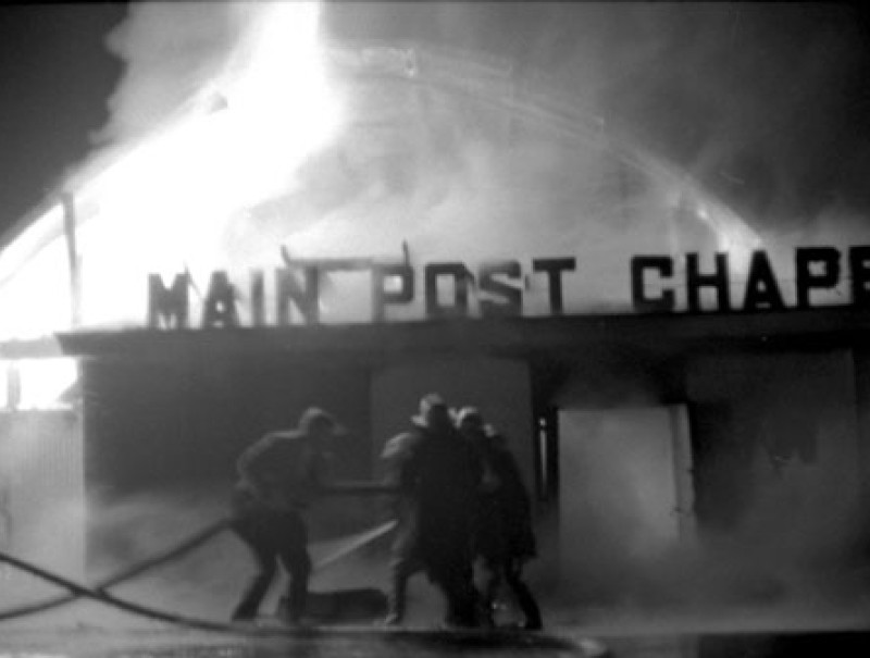 fire-MainPostChapel
