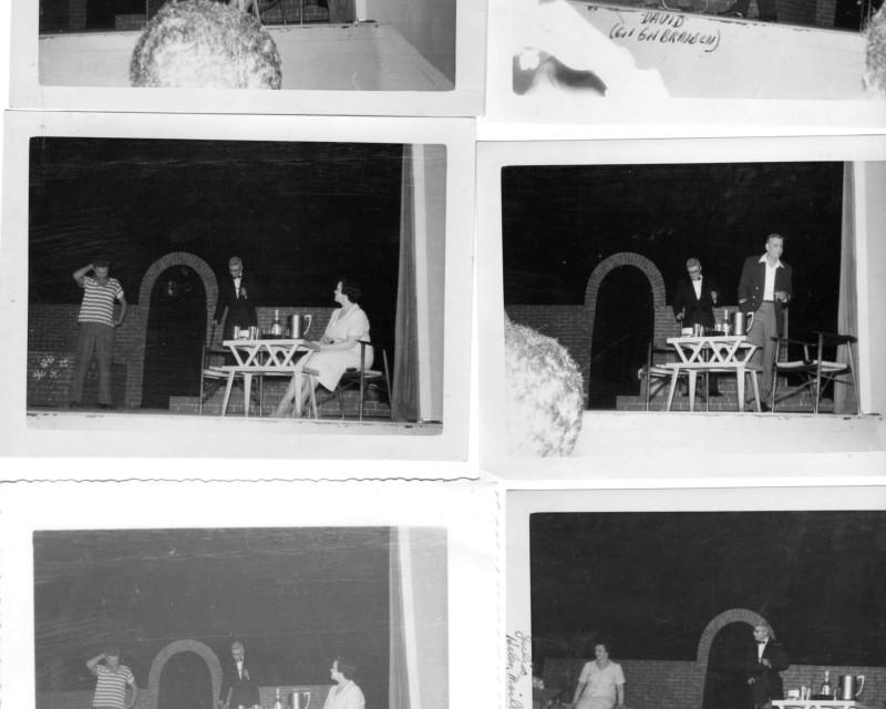 Scenes from Sabrina Fair