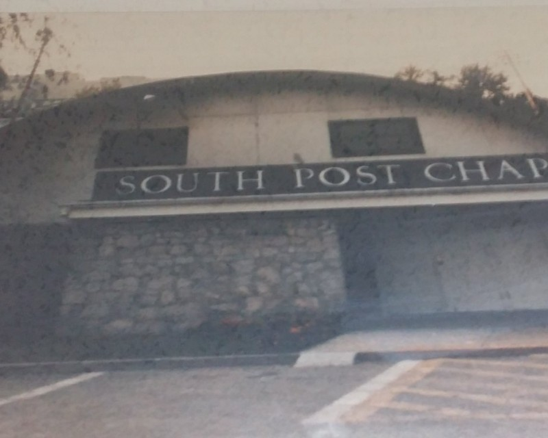 south post chapel