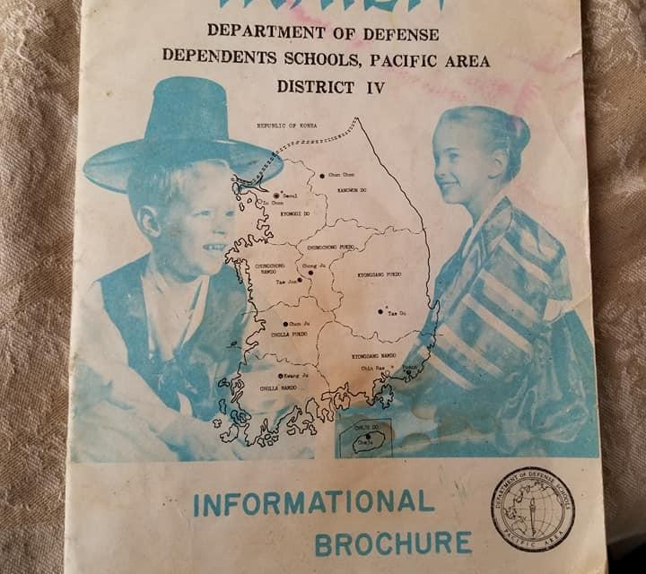 DOD schools pacific area district IV