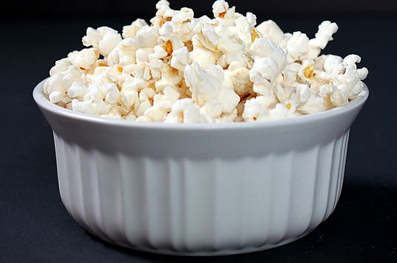 Plain Microwave Popcorn View Microwave Popcorn With