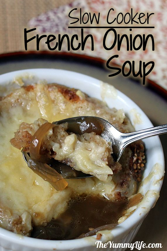 Nov 21,  · Slow-cooker french onion soup. (Photo, Roberto Caruso.) This is one of our favourite comfort foods, and preparing it in the slow cooker makes it that much easier.