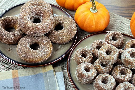 Baked Maple Donuts (Grain Free) Recipe — Dishmaps