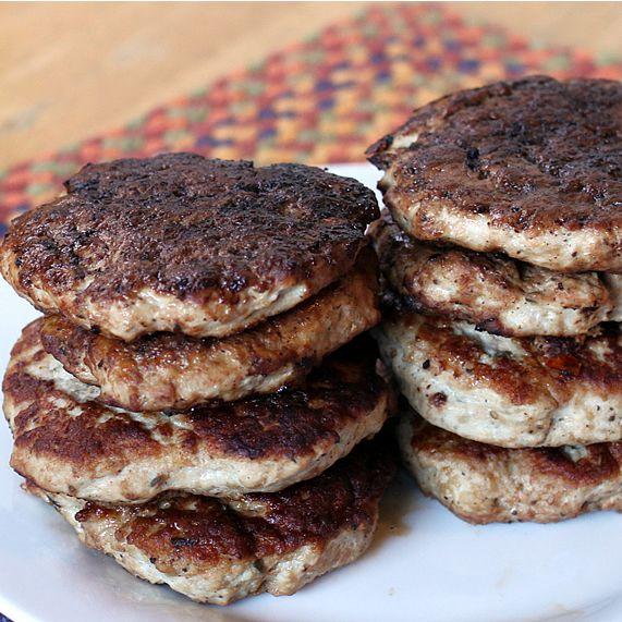 nutritious, delicious high-protein breakfast sandwich: turkey sausage ...