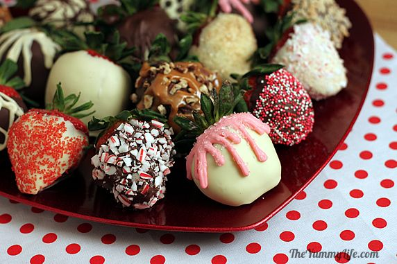 Easy Chocolate Covered Strawberries With A Gourmet Flair